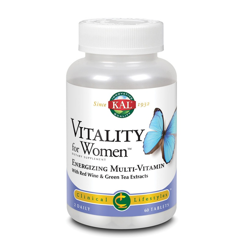 K A L Vitality For Women 60 Tablets