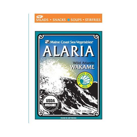 Maine Coast Sea Vegetables Whole Alaria Leaf 2 Oz. Bag