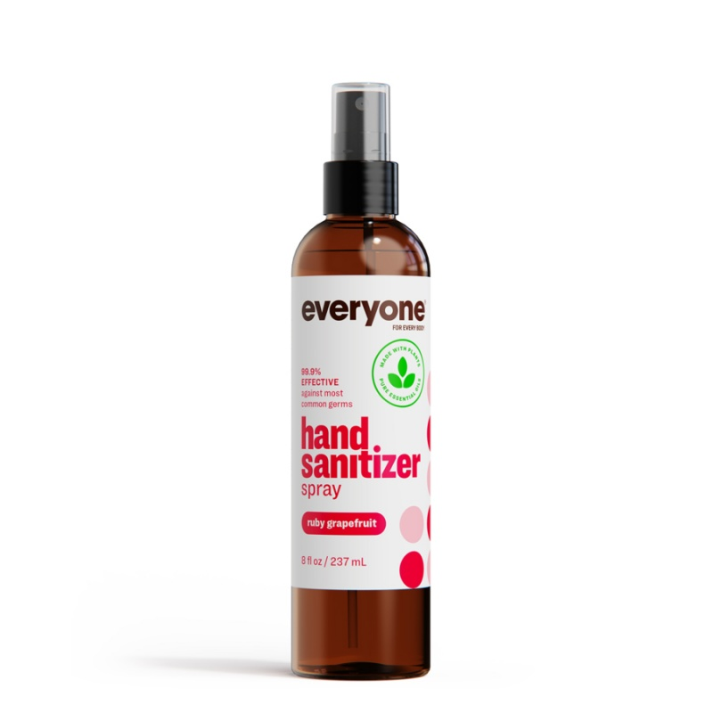 Everyone Ruby Grapefruit Hand Sanitizer Spray 8 Fl. Oz
