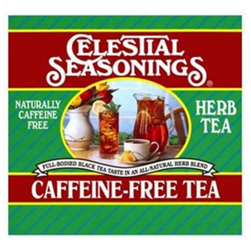 Celestial Seasonings Caffeine-free Tea 40 Tea Bags