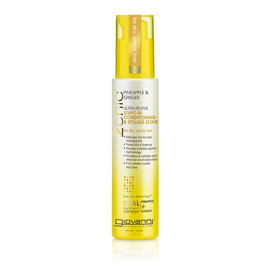 Giovanni Ultra- Revive Leave- In Conditioning Styling Elixir 4 Oz