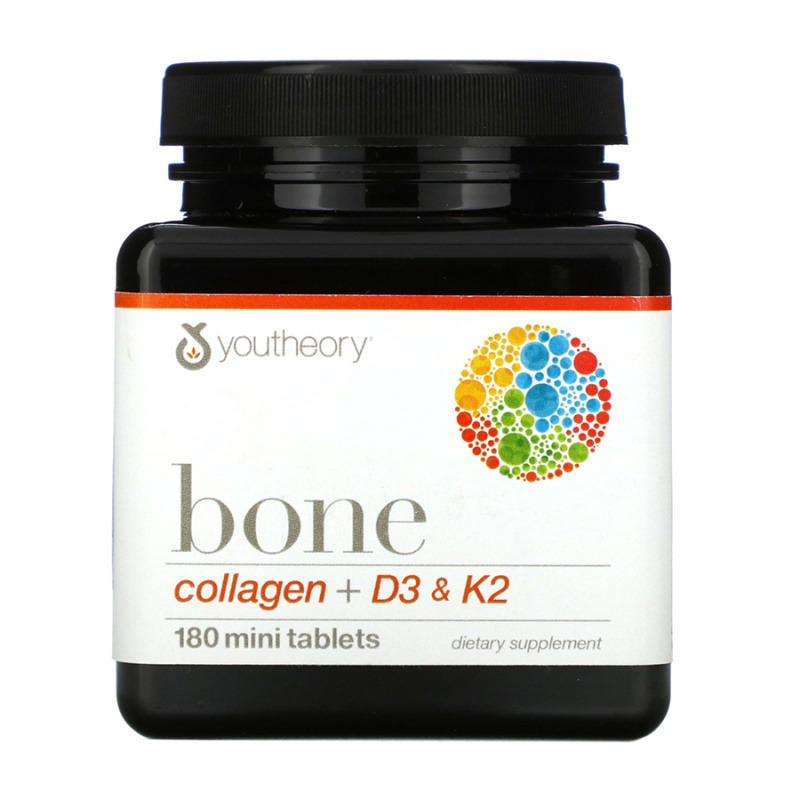 You Theory Bone Collagen Mini Tablets 180 Count