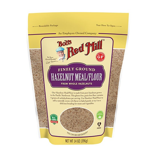 Bob's Red Mill Finely Ground Natural Hazelnut Flour/meal 14 Oz.