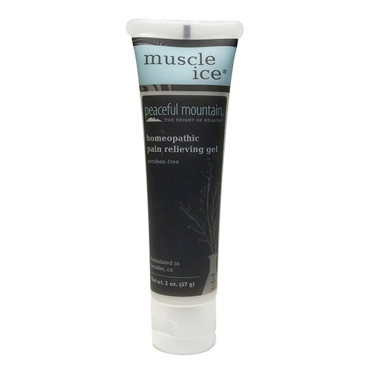 Peaceful Mountain Muscle Ice Topical Treatment 2 Oz