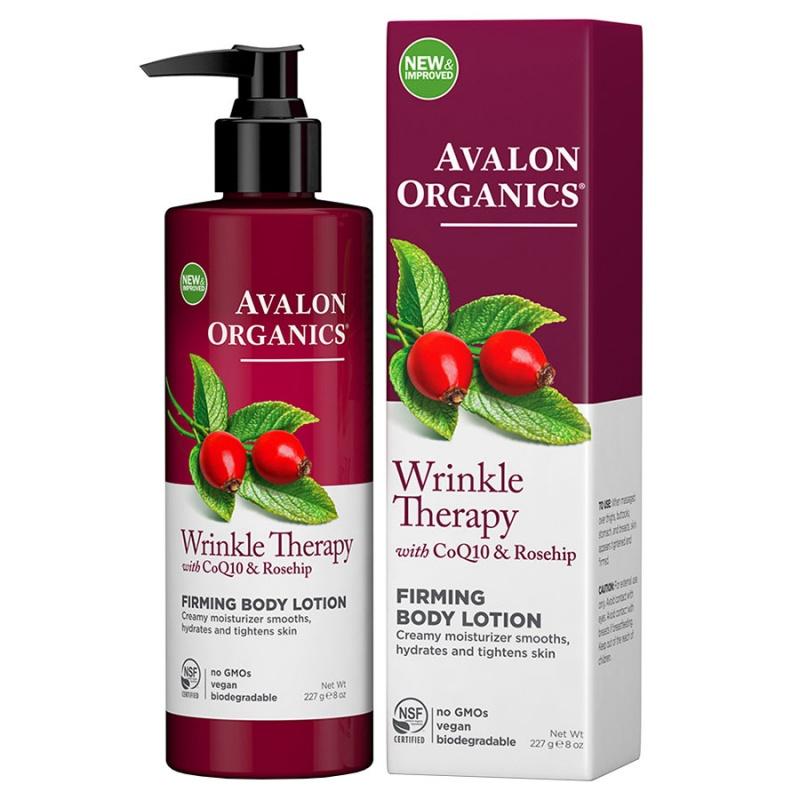 Avalon Organics Coq10 Ultimate Firming Body Lotion 8 Fl. Oz.