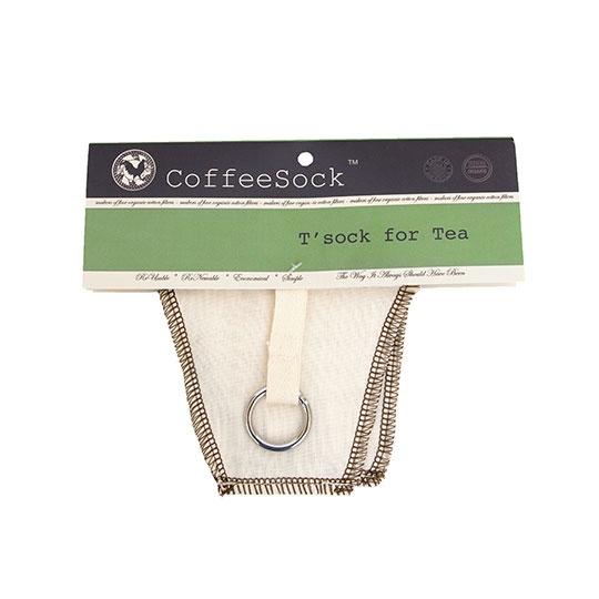 Coffeesock Hot Brew Tea Sock Filter