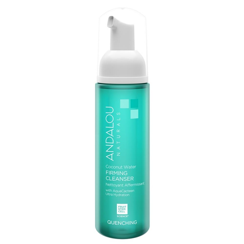 Andalou Naturals Coconut Water Firming Cleanser 5.5 Fl. Oz