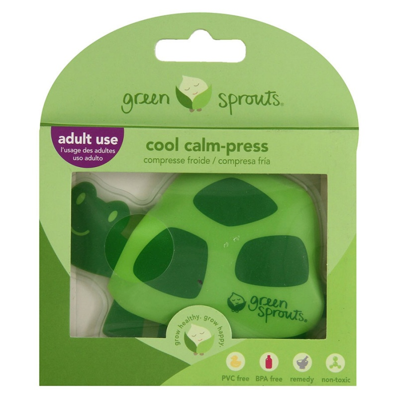 Green Sprouts Turtle Cool Calm-press