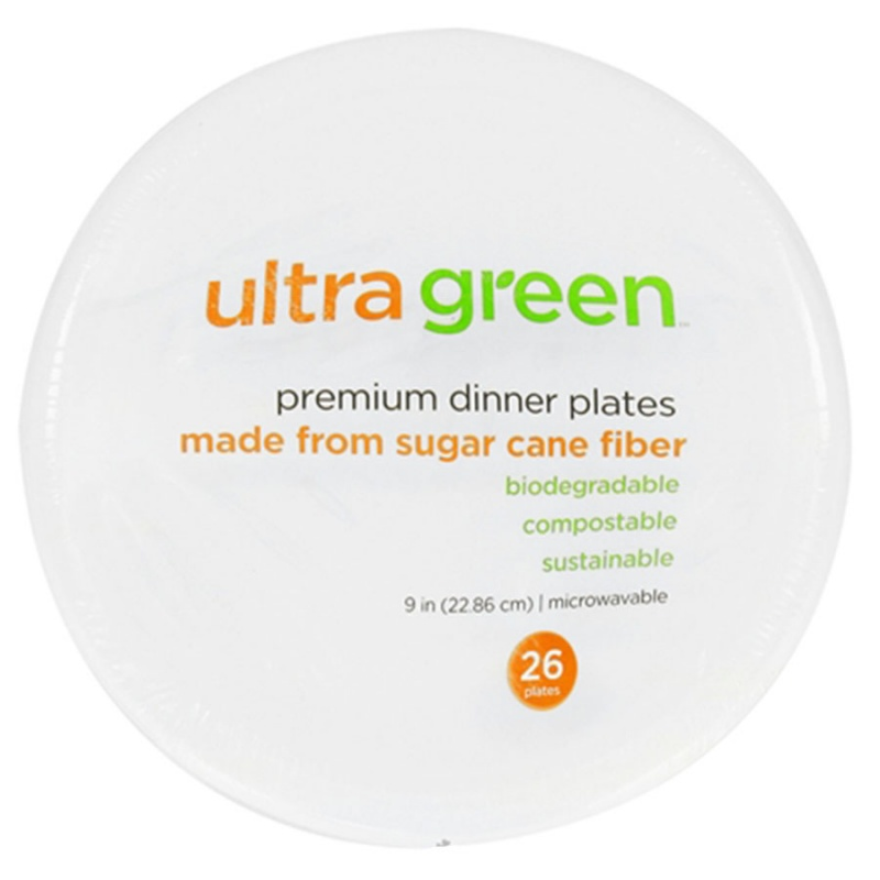 Ultra Green Dinner Plate