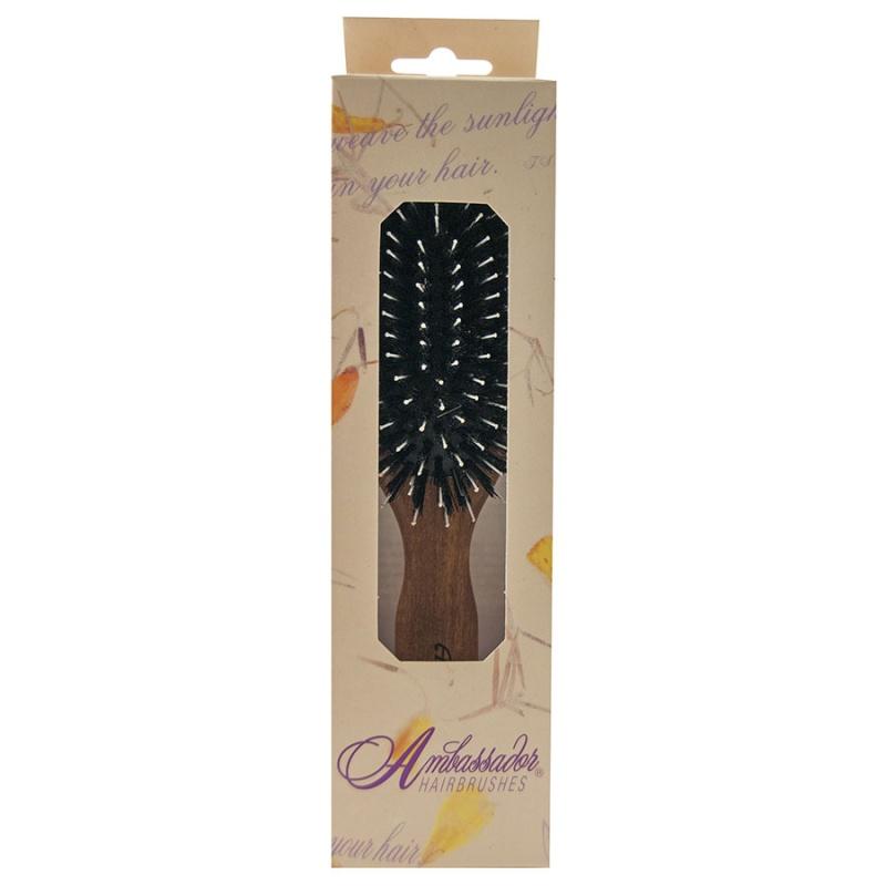 Ambassador Hairbrushes Oval Oak Brush Oval