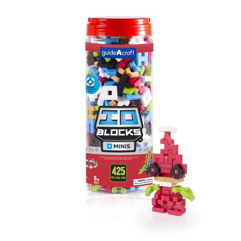 Guidecraft Io Blocks® Minis – 425 Pc. Set