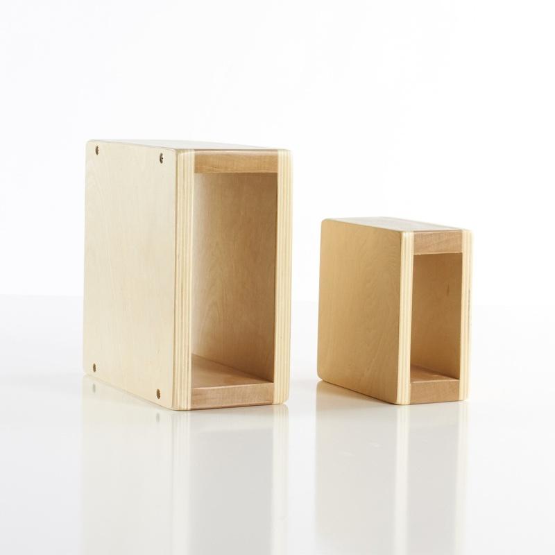 Mini Hollow Blocks - 16 Pc. Set