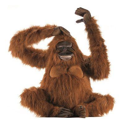 Orangutan, Life Sz 40''l