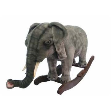 "Elephant Rocker 32""l X 24""h"