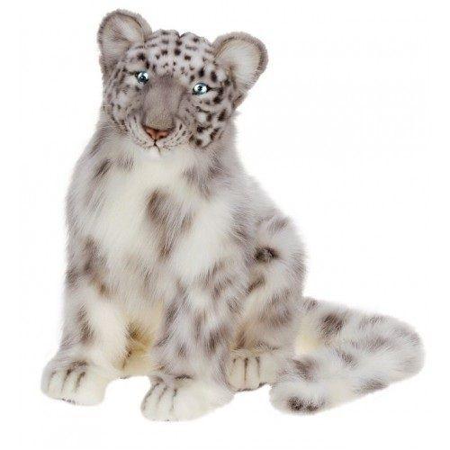Snow Leopard Cub 17''l