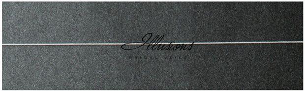 Illusions Bridal Corded Edge Veil S1-302-C-P: Rhinestone Accent