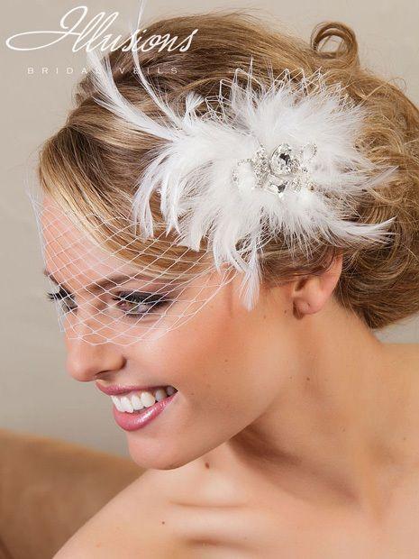 Illusions Bridal Hair Accessories VS-7045