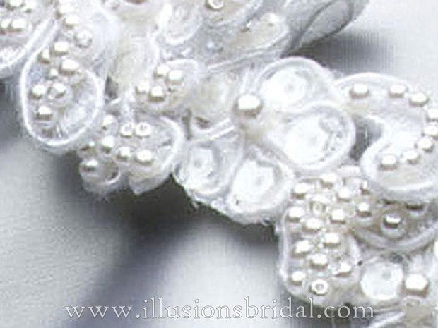 Illusions Bridal Hair Accessories 2328