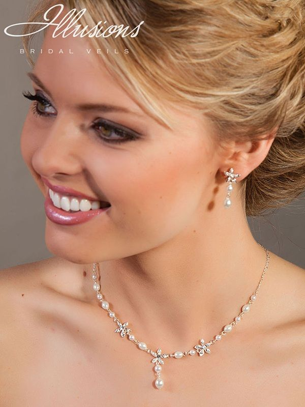 Illusions Bridal Jewelry 940: Delicate