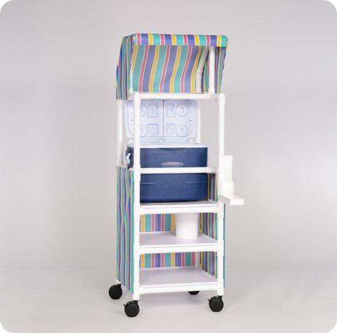 Party Ice Cart W/canopy