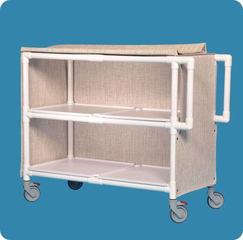 Jumbo Linen Cart