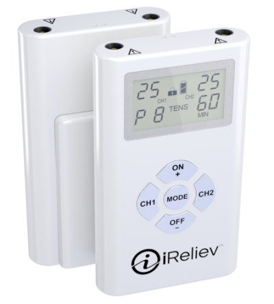 iReliev Pain Relief System Dual Channel TENS