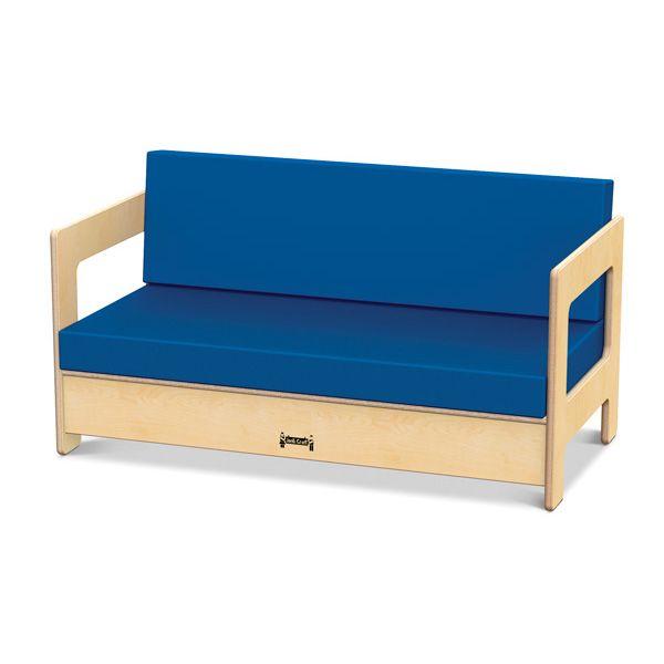 Jonti-Craft®Living Room Couch - Blue