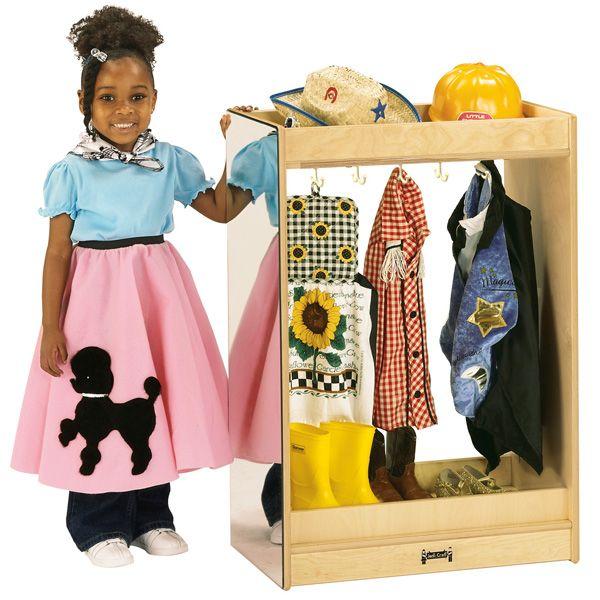 Jonti-Craft®Preschool Dress-Up Island