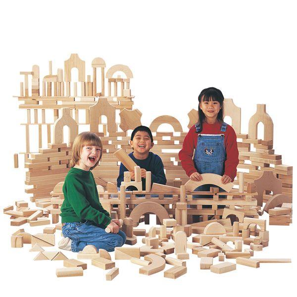 Jonti-Craft®Unit Blocks Set - Individual
