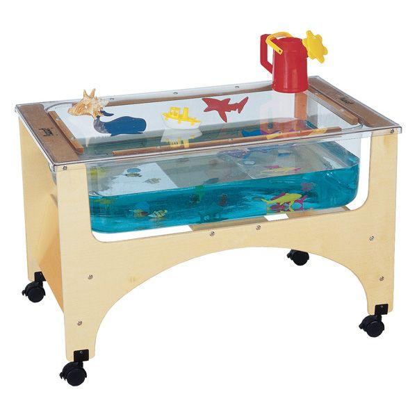 Jonti-Craft®See-Thru Sensory Table