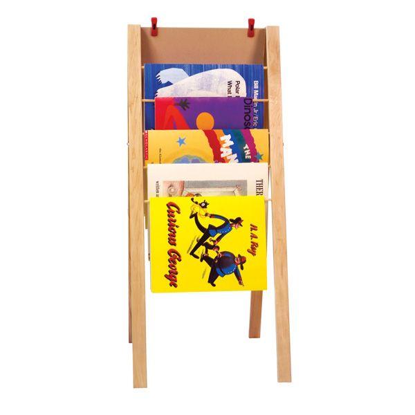 Jonti-Craft®Teachers' Standard Easel - Chalkboard