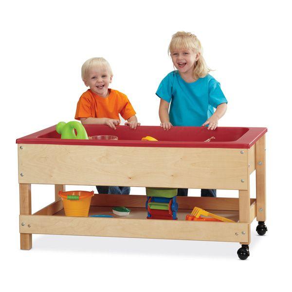 Jonti-Craft®Toddler Sensory Table With Shelf