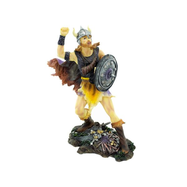 Viking With Shield, Pack Of 2