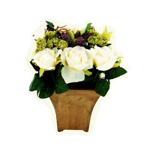 Roses/Berry Bouquet 36227
