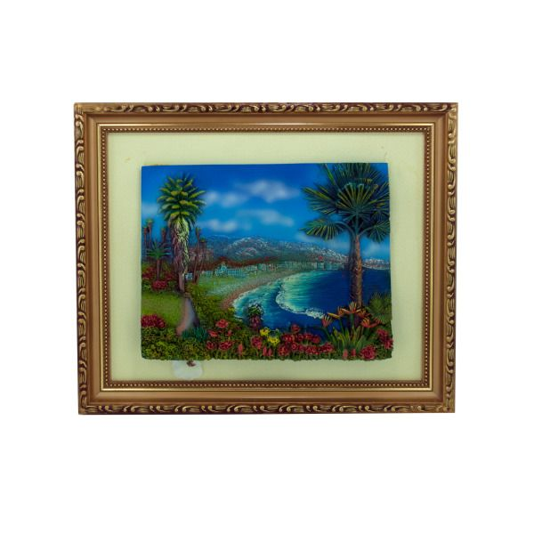 Beach Front Wall Art, Pack Of 2