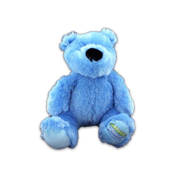 Plush Bear With Logo