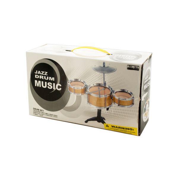 Junior Jazz Drum Set