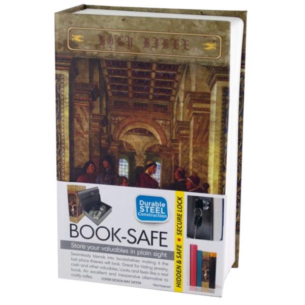 Hidden Bible Book Safe, Pack Of 2