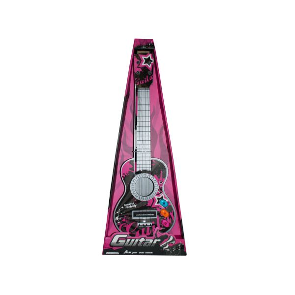 Battery Operated Beautiful Melody Musical Guitar