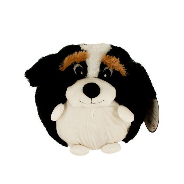 Puffy Plush Mountain Dog