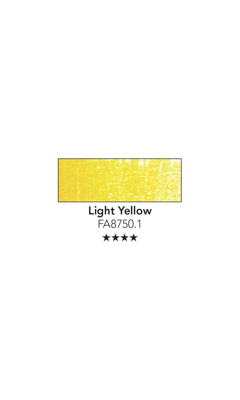Woodless Colored Pencil Light Yellow