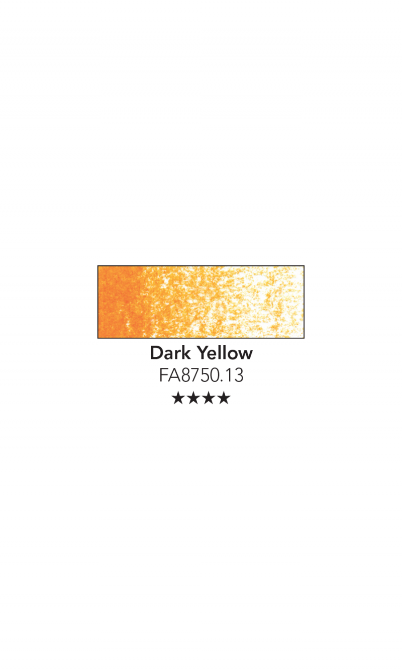 Woodless Colored Pencil Dark Yellow