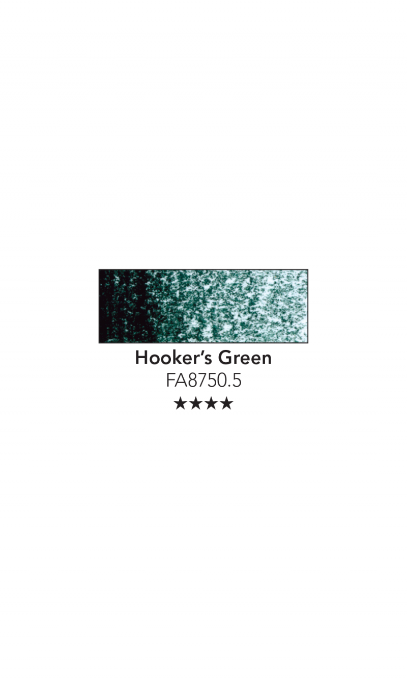 Woodless Colored Pencil Hooker Green