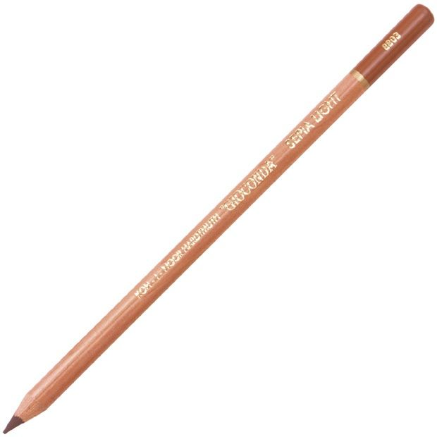 Gioconda Sepia Dark Pencil