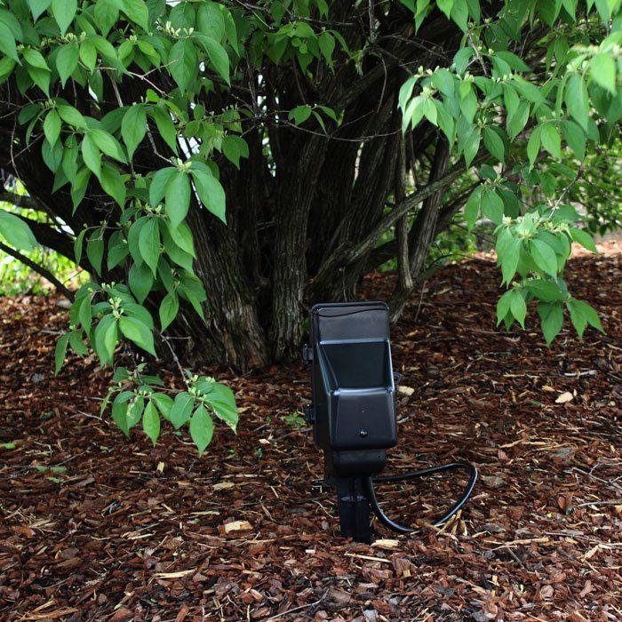 Zone Shield 4k Outdoor Power Strip Dvr [indoor/outdoor] - Sc95304k