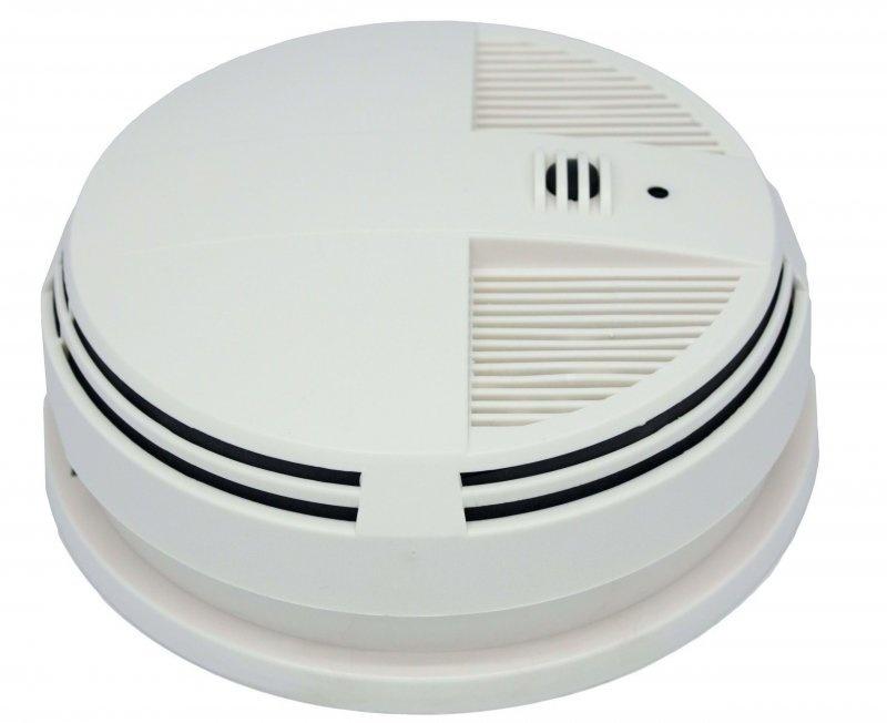 Sg Home Night Vision Smoke Detector Wi-Fi (Bottom View)