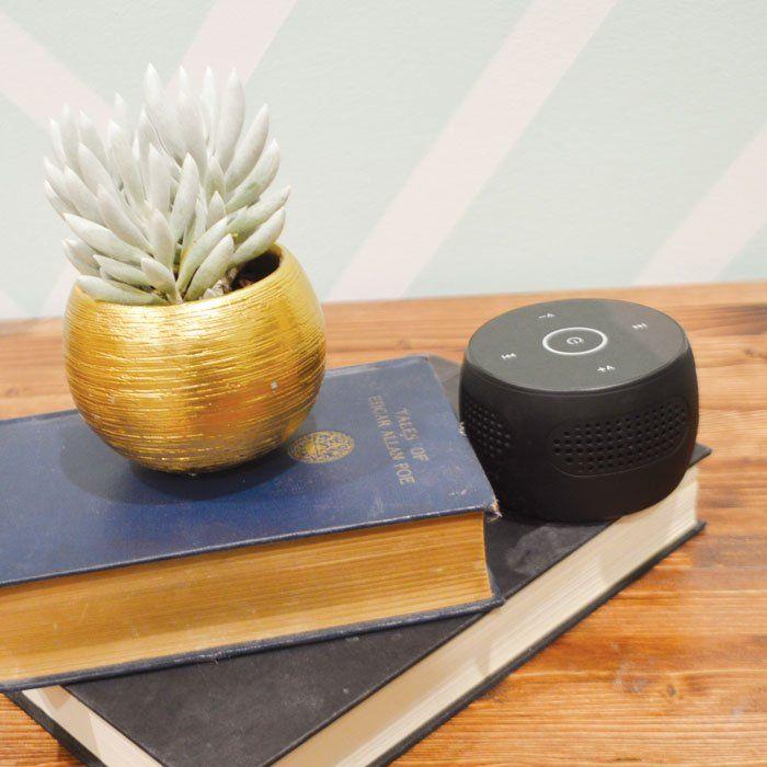 Bluetooth Speaker Hidden Camera