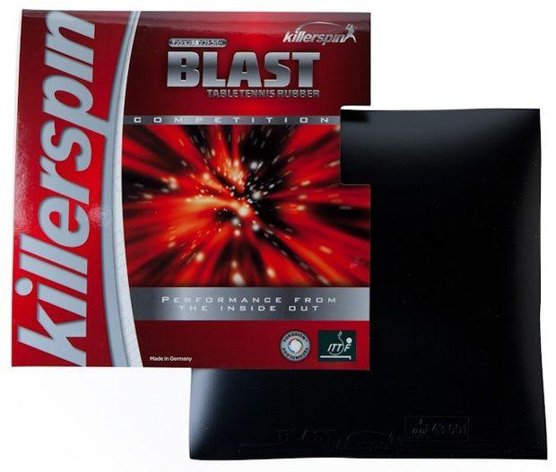 Killerspin Blast: Black, Max