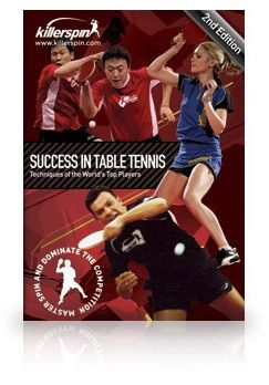Killerspin Success in Table Tennis: 2nd Edition