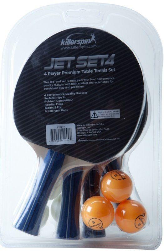 Killerspin Jet: Set of 4